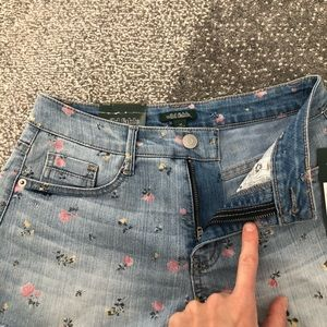 NWT wild fable jean shorts